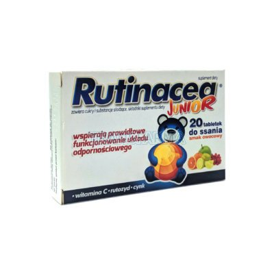 Rutinacea Junior<sup>&reg;</sup> (Рутинацея Джуниор<sup>&reg;</sup>)